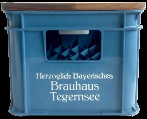 Bierkasten Brettl bayrisch tegernseer